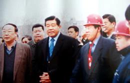 贾庆林视察中科时代工地