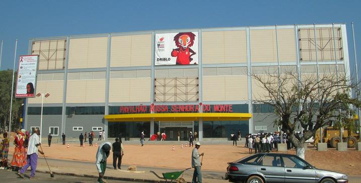 安哥拉卢班戈体育馆