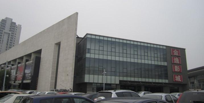 天津时代奥城结构加固工程