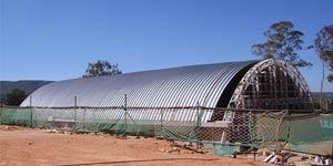 管桁架结构