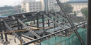 钢结构平改坡