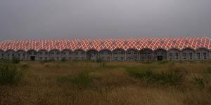 混凝土网梁结构