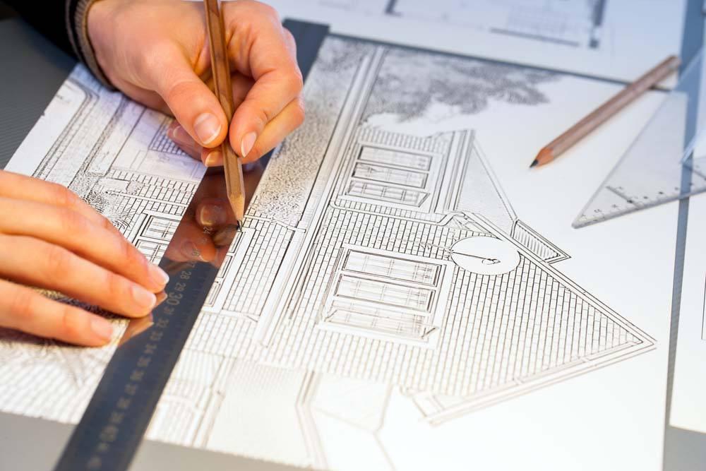 自建别墅全项设计服务