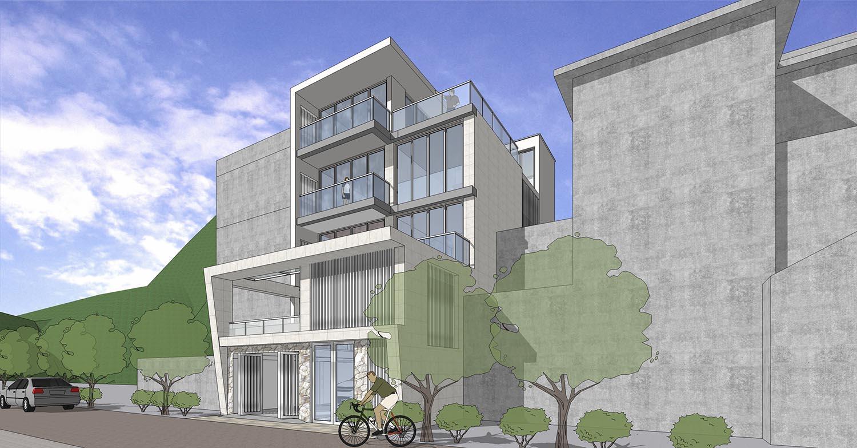 自建别墅设计服务---台州严宅