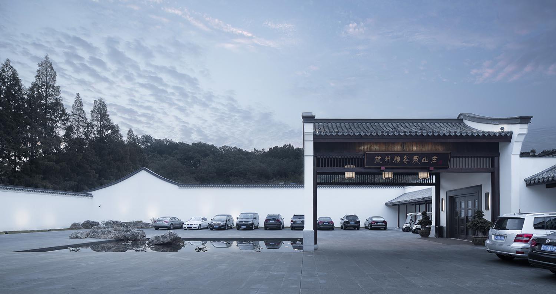 自建别墅设计服务---杭州西湖独栋别墅